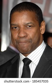 Denzel Washington at THE BOOK OF ELI Premiere, Grauman's Chinese Theatre, Los Angeles, CA January 11, 2010