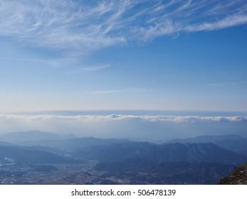 Deogyu Moutain in Korea, Winter - Shutterstock ID 506478139