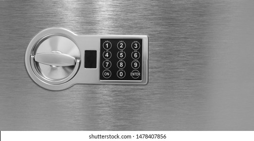 Deposit cell safe box with code lock