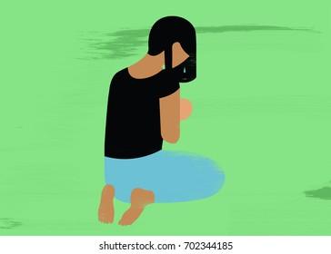 Depressed Mother