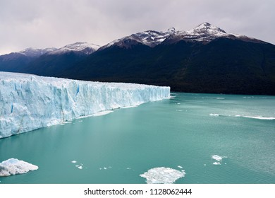 Der Perito Moreno Gletscher
