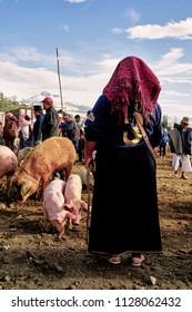 Der WochenMarkt in Otavalo ist ein Highlight in Ecuador