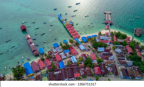 Derawan Islands is located in East Kalimantan. Consisting of derawan island, maratua, kakaban and sangalaki. to get there need boat transportation