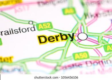 Derby England Images Stock Photos Vectors Shutterstock