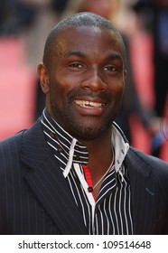Derek Redmond arriving for the Chariots of Fire Premiere held at the Empire Leicester Square -  London, England. 10/07/2012 Picture by: Henry Harris / Featureflash