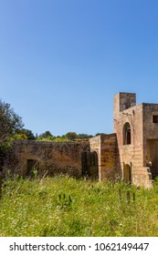 A derelict Maltese farmhouse awaiting new loving owners
