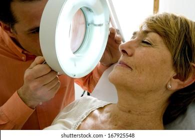 Dermatology Elderly