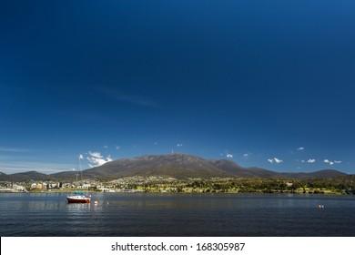 Derwent River, Hobart, Tasmania