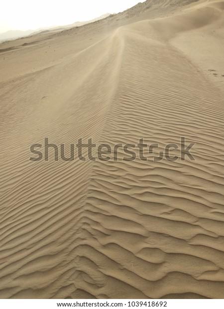 desert art arial view from Jeddah Saudi Arabia