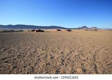 Desert camp, Morocco, North Africa