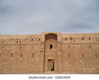 Desert castle Jordan - Qasr Kharana