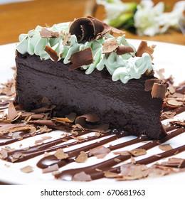 Desert Chocolate