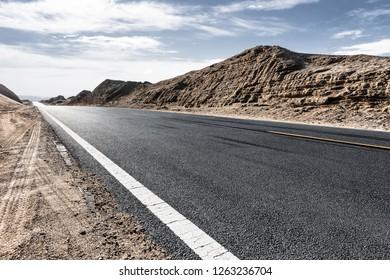 Desert Gobi Highway