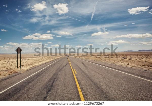 Desert Highway New Mexico