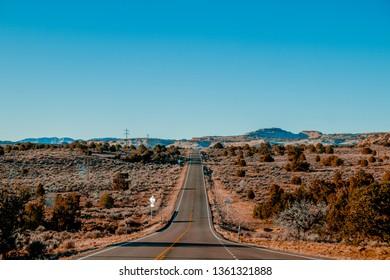 Desert Highway of Utah