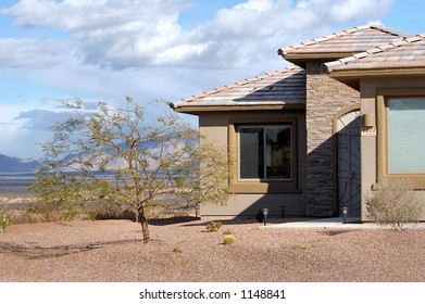 Desert home, Green Valley Arizona.