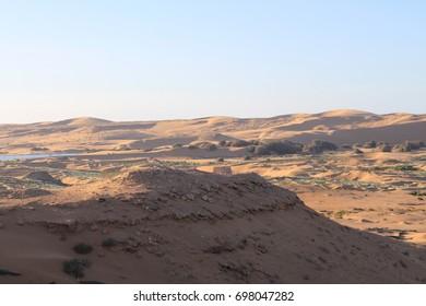 Desert laayoune marocco Afrique