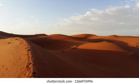 Desert in Marocco