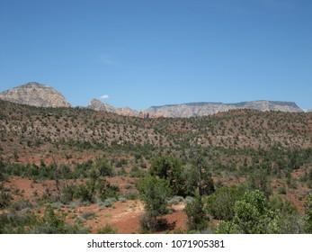 Desert Mountains near Sedona