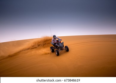 Desert Quad Bike