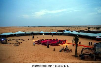Desert Safari in The United Arab Emirates.