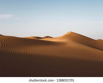Desert Sands landscape