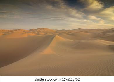 desert scenes and architecture