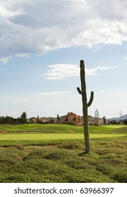 Desert Springs Golf Course, near Mojacar, Almeria, Andalusia, Spain