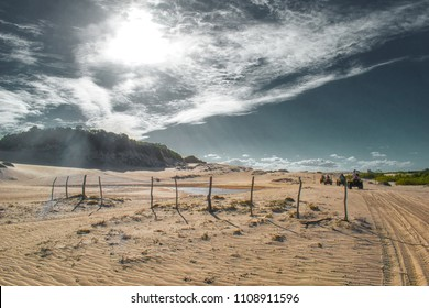 Desert Sun - Natal - Rio Grande do Norte . Brazil