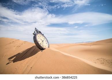 Desert Time Piece