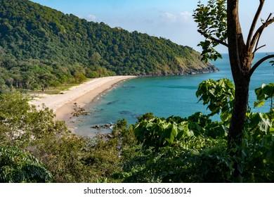 deserted beach, ko lanta island - thailand