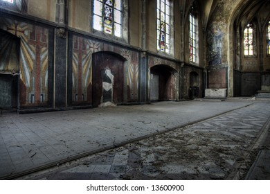 Deserted Church