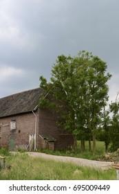Deserted Dutch Farm