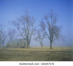 Deserted House, Springfield, Missouri