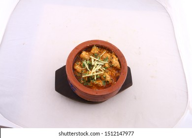 Desi BBQ Chicken Handi Karahi - Boneless