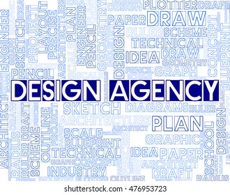 Design Agency Meaning Artwork And Creative Agents