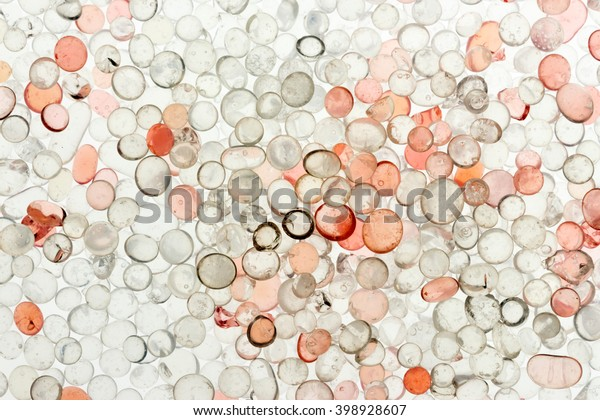Design of  Beauty and perfect silica gel wallpaper. texture of orange and white stone. Amazing of red blinking glitter background.