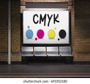 Design Chart CMYK Color Palette