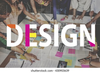 Design Creative Ideas People Graphic Concept