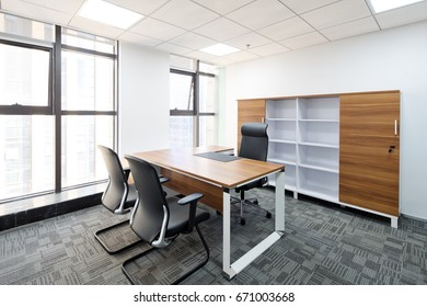 design and decoration in modern office