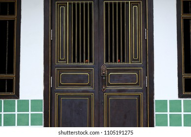 Indian Pattern Door Stock Photos Images Photography Shutterstock