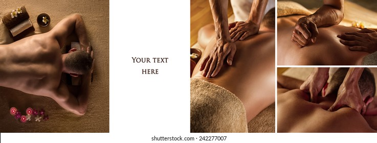 Design layout:spa-massage theme