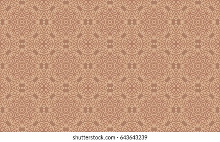 Design solutions for finishing floors linoleum and ceramic tile, Decorative texture. The area of carpet ornaments. the patterns of a Persian relief. abstract background.