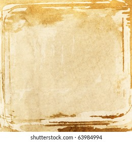 designed abstract old paper background