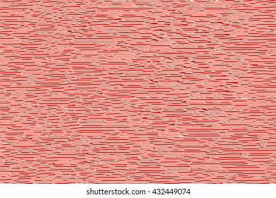 Designed strange background, color waves, similar to meat or forcemeat. Suitable for modern art or fashion designs