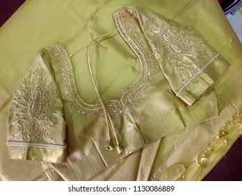 Designer Blouses Pattern for Indian Women