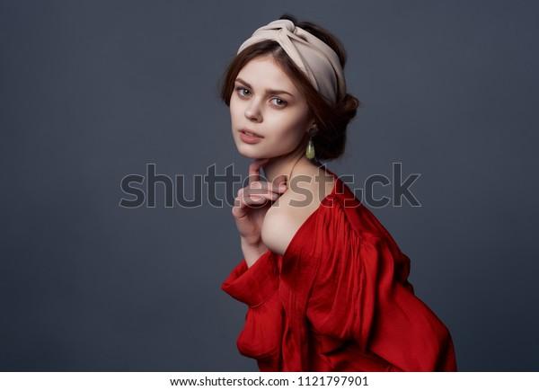 designer clothes woman