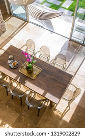 A designer dining architecture