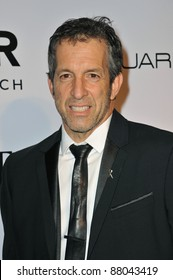 Designer Kenneth Cole at the launch of amfAR's L.A. Event celebrating Men's Style at the Chateau Marmont Hotel, West Hollywood. October 27, 2010  Los Angeles, CA Picture: Paul Smith / Featureflash