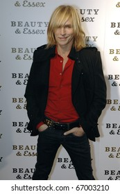 Designer Marc Bouwer attends Beauty & Essex Red Carpet in downtown Manhattan,NY on December 10, 2010.
